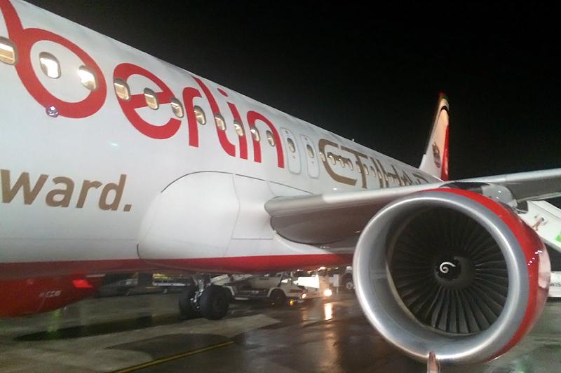 Рождественская Германия. Берлин - Москва с авиакомпанией airBerlin. Часть 2.