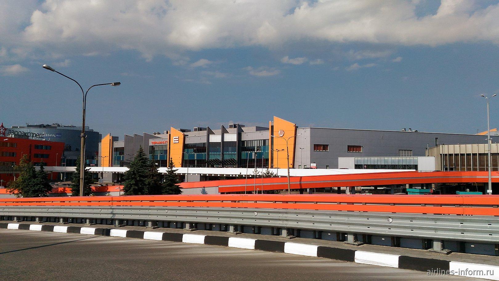 Москва-Аликанте с Аэрофлотом