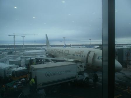 Airbus A320 авиакомпании Etihad