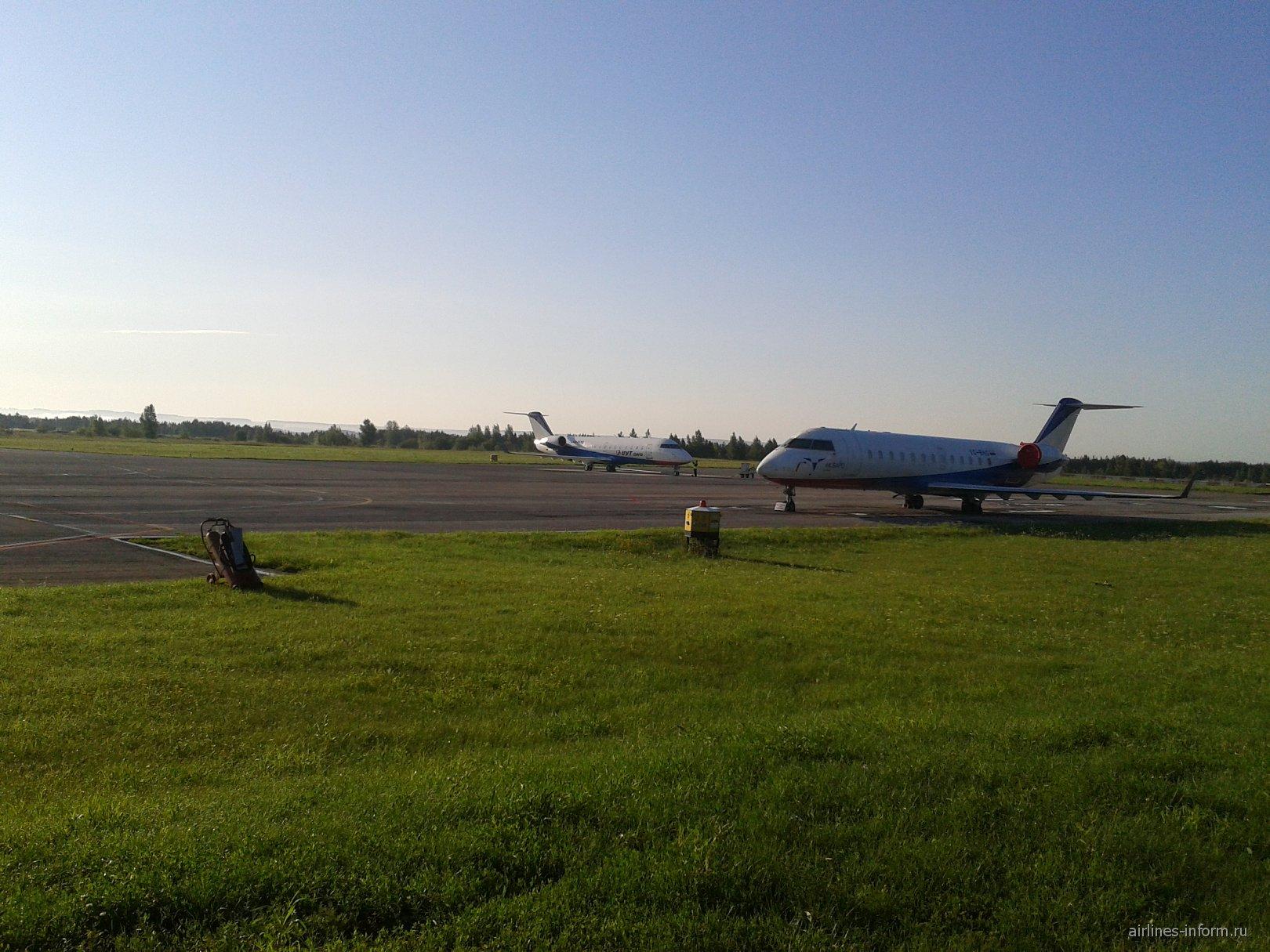 Летное полет аэропорта Бугульма