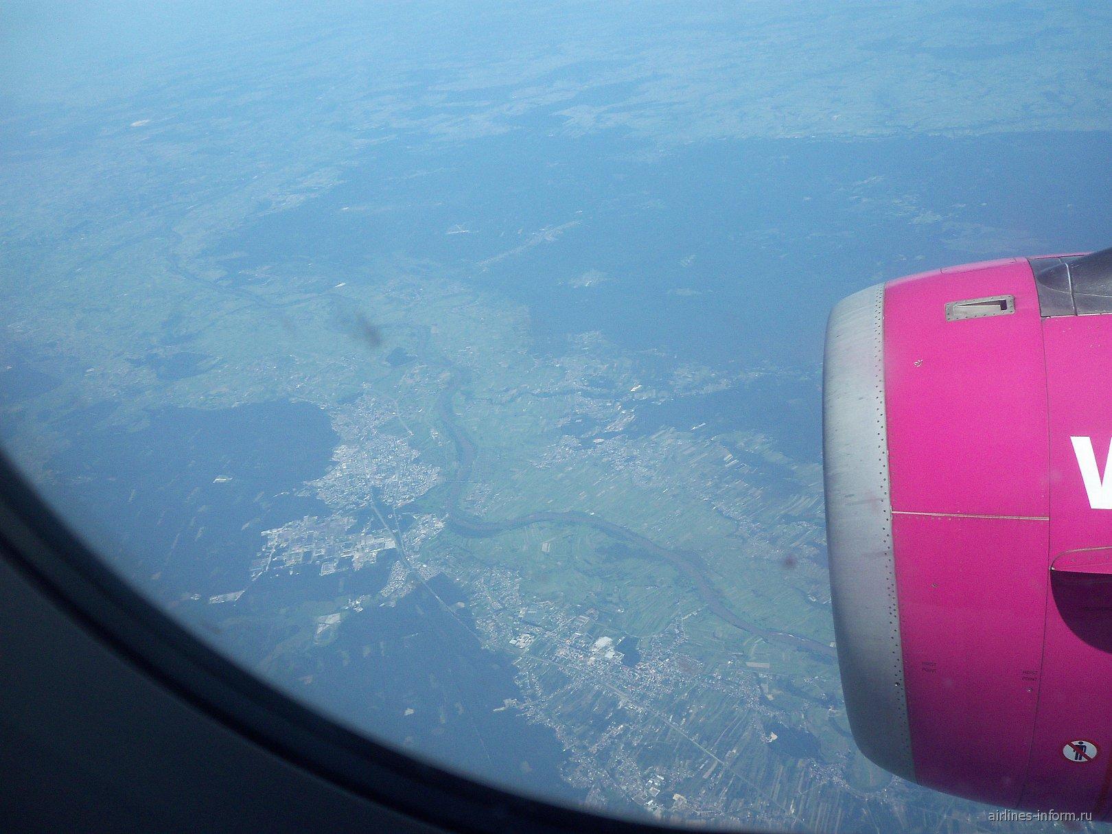 WizzAir Киев-Катовице без комментариев