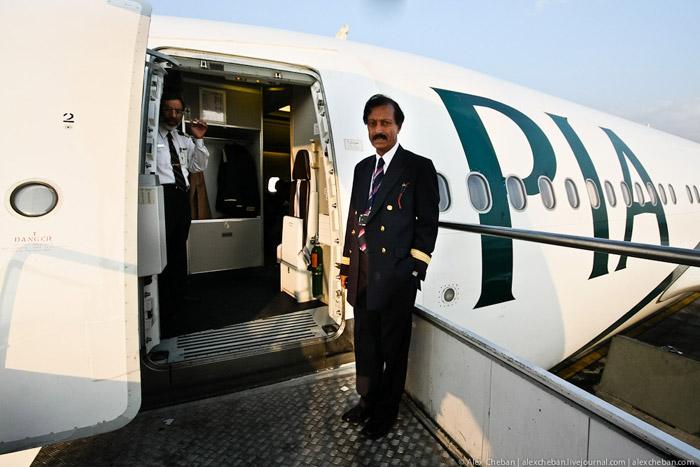 Пакистанские авиалинии