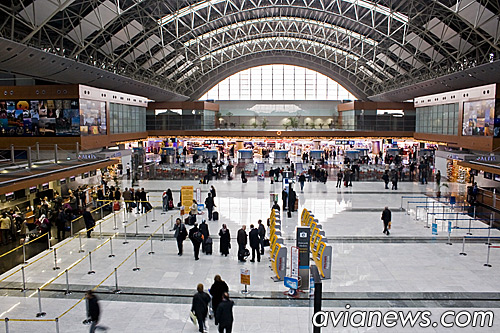 Аэропорт Стамбул Сабиха Гокцен