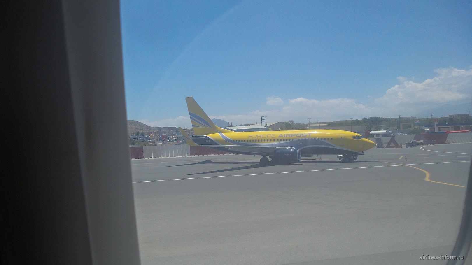 Боинг 737-500 Europe Airpost.