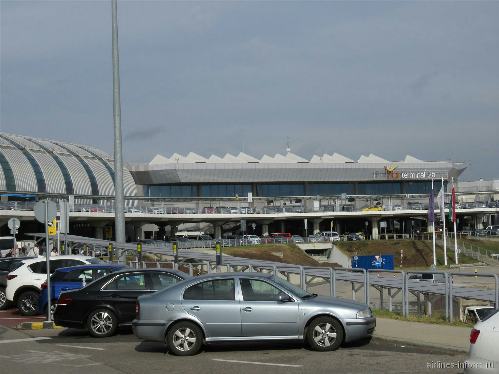 Терминал 2а аэропорта Будапешта