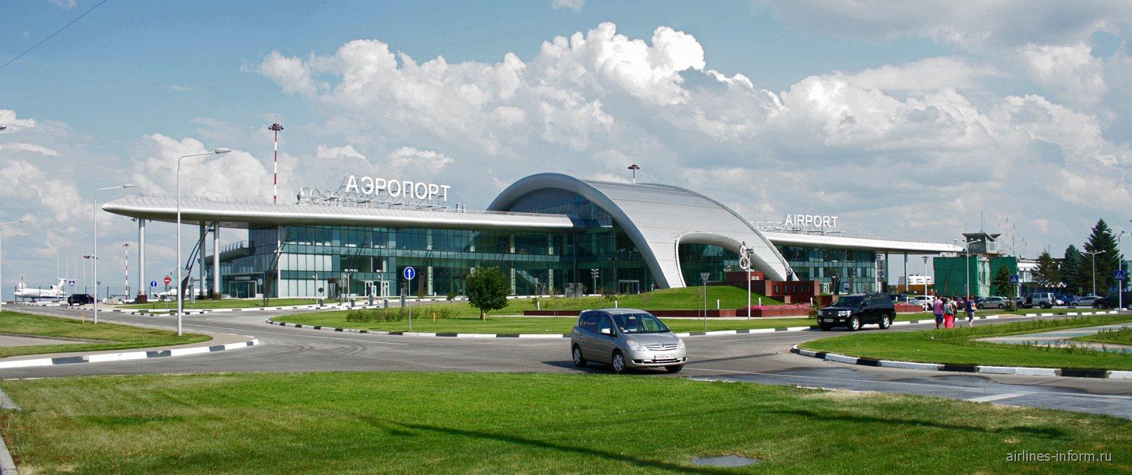 Аэровокзал аэропорта Белгород