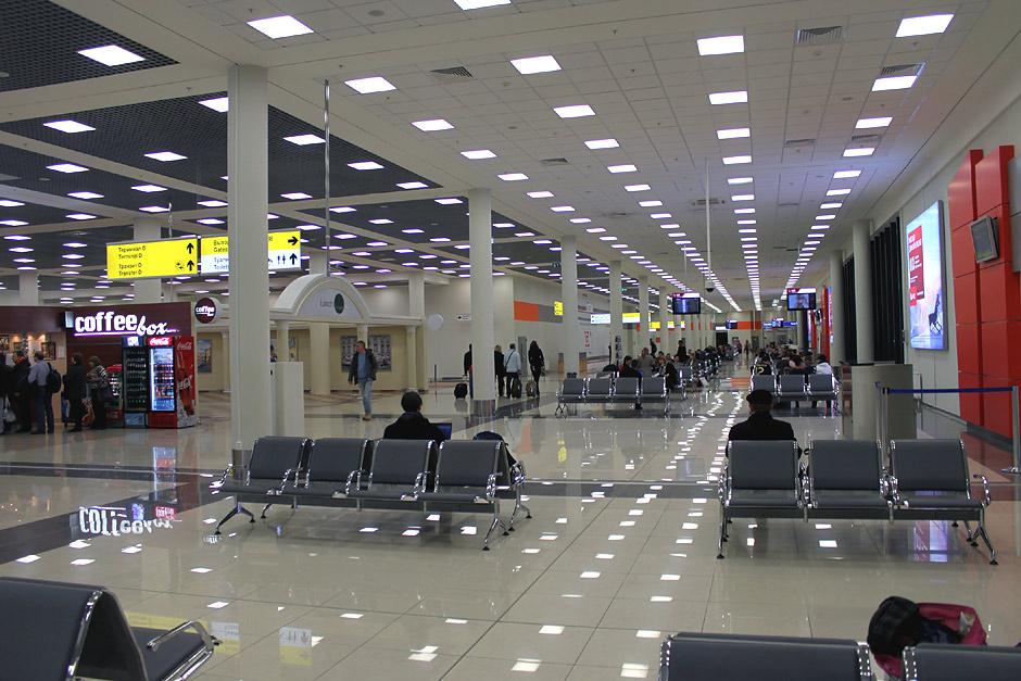 Moscow Sheremetyevo Airport, Terminal E