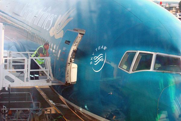 Мой первый международний перелет. Вьетнамские Авиа. Боинг 777 и А321 Москва-Хошимин-Бангкок Ч 1