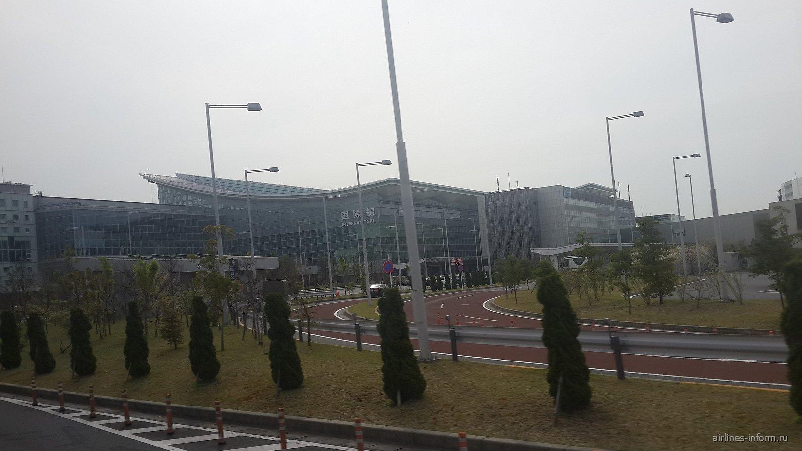 Пассажирский терминал аэропорта Токио Ханеда