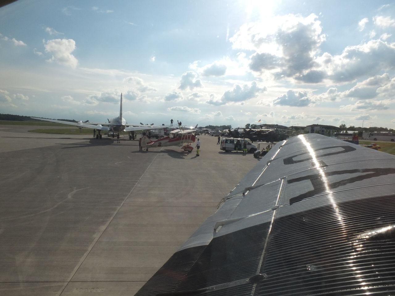 Полет на самолете Юнкерс Ю-52