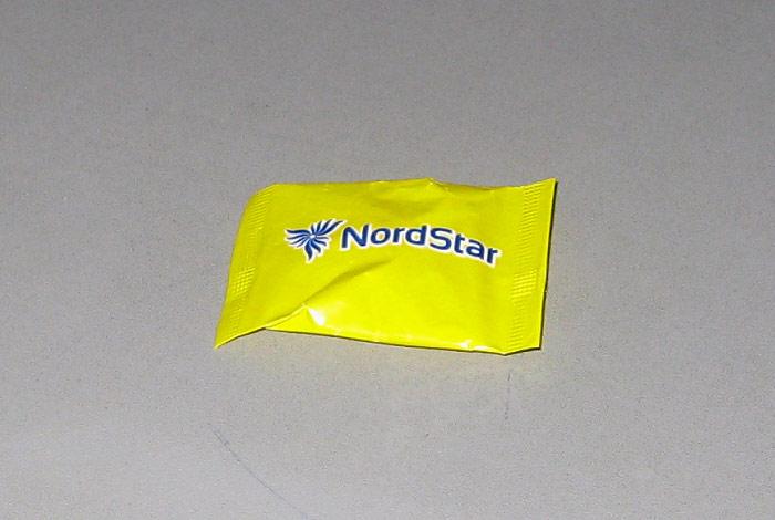 Леденцы авиакомпании НордСтар