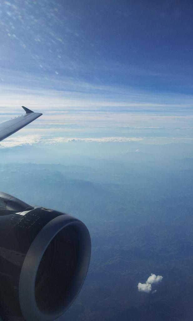 Рейс Мехико-Гвадалахара авиакомпании Volaris