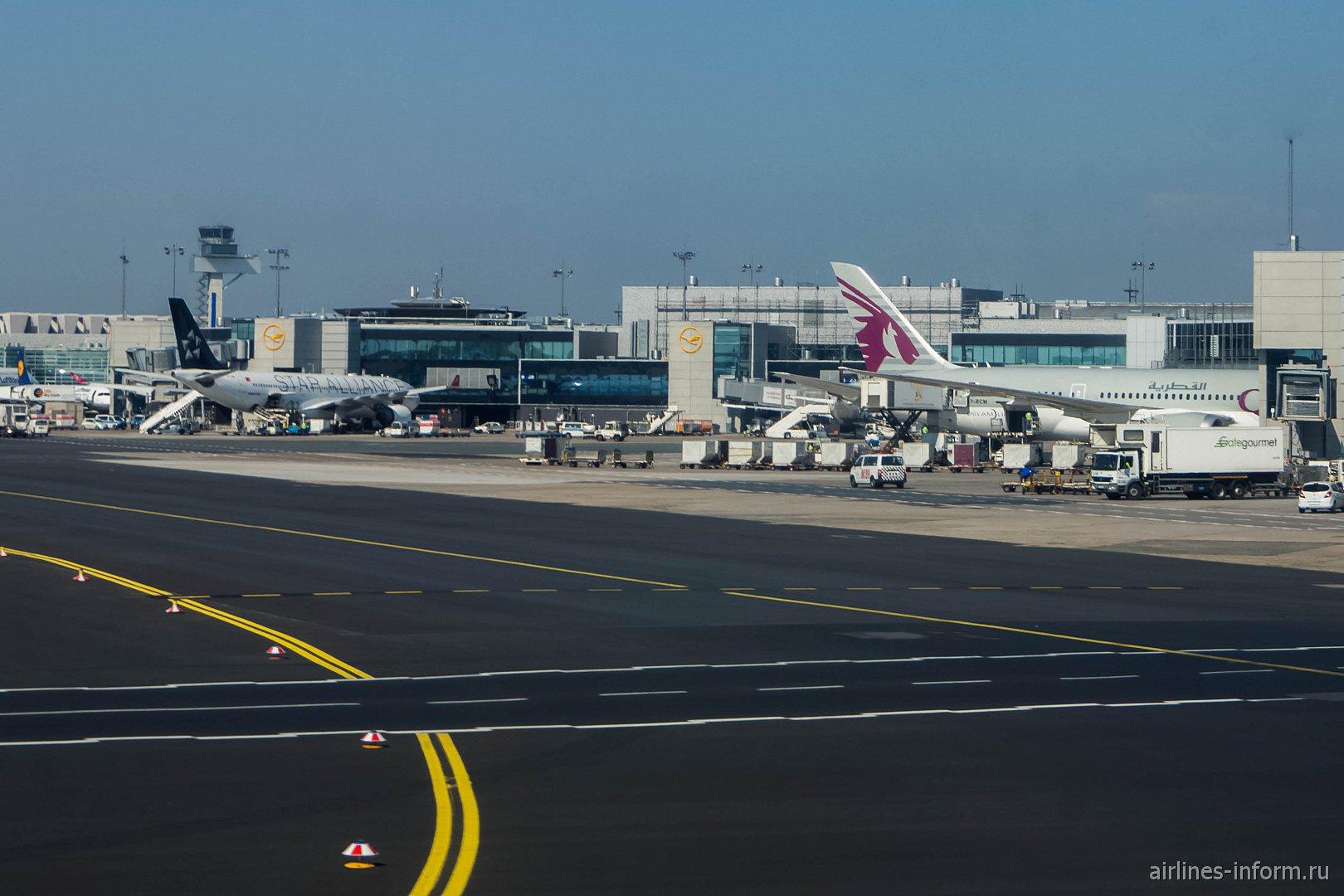 Терминал 1 аэропорта Франкфурт-на-Майне