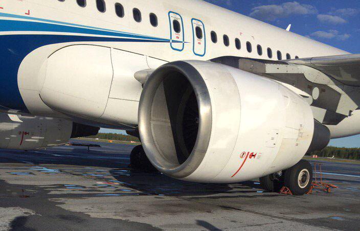 Перелет Нижневартовск-Симферополь на Airbus A320 Ямал
