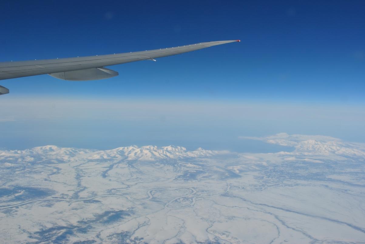 Небо не предел. Боинг 777-300ER. SVO-PKC (продолжение)