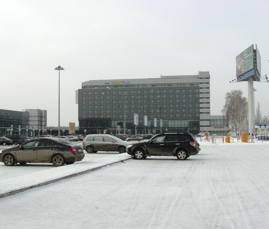 Гостиница Angelo в аэропорту Екатеринбург Кольцово