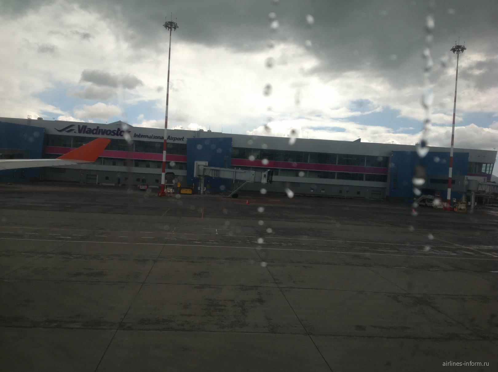 Рейс Аэрофлота Владивосток-Москва