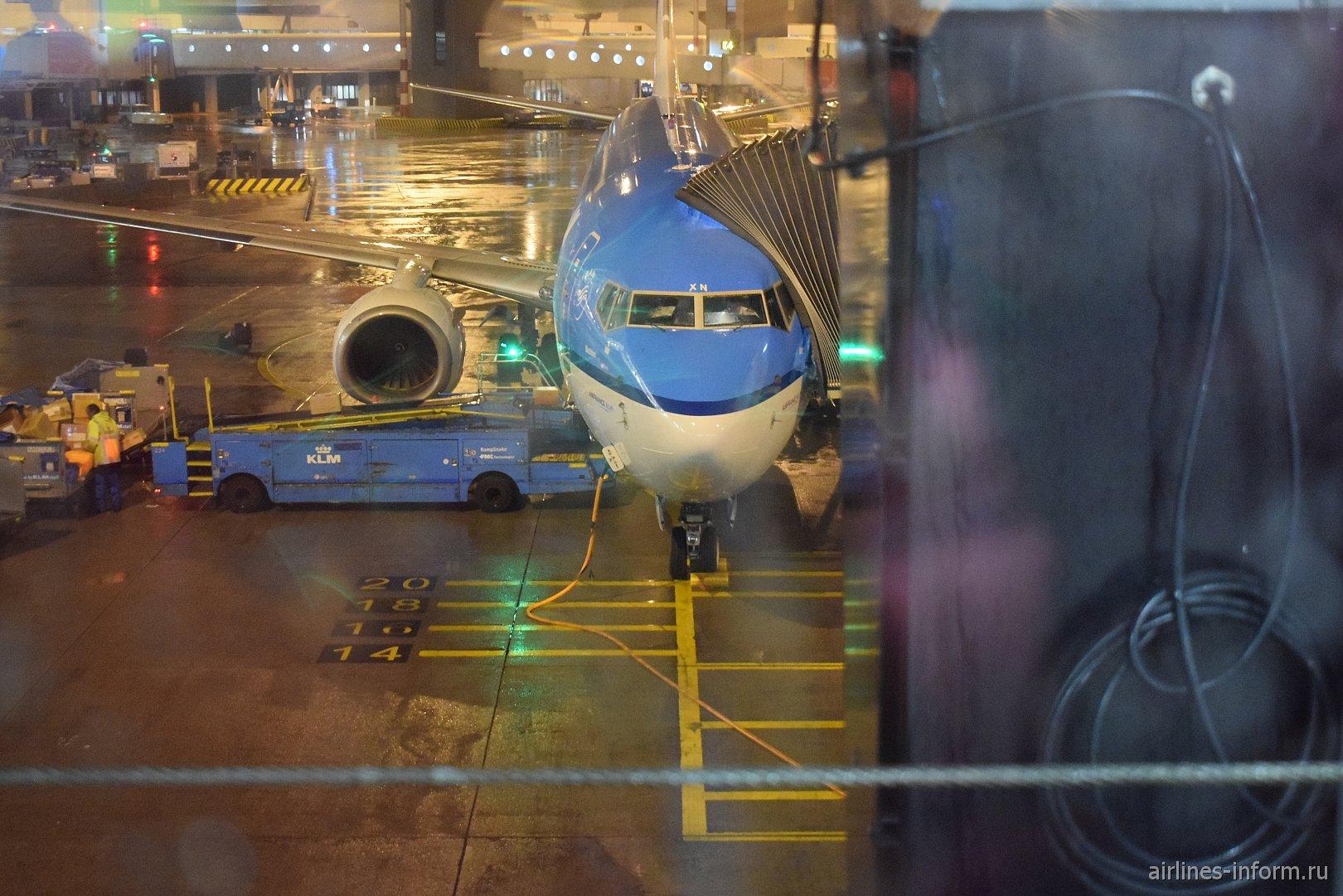 Амстердам-Киев или Голландская неделя с KLM