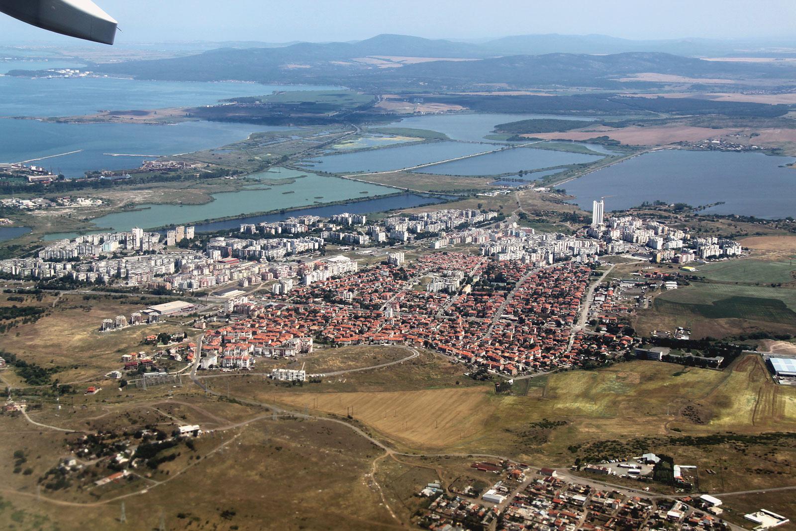 Город Бургас - район Медный рудник