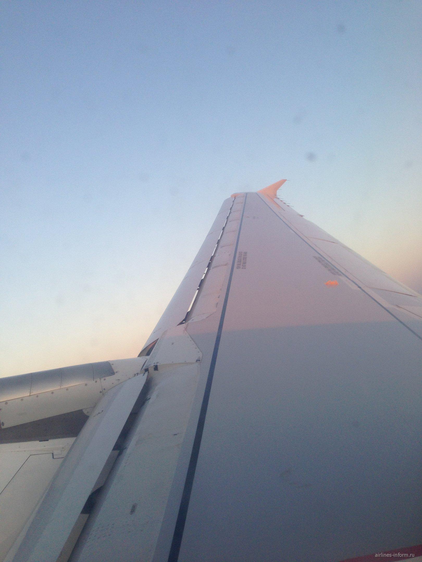 Рейс авиакомпании Nouvelair Энфида-Санкт-Петербург