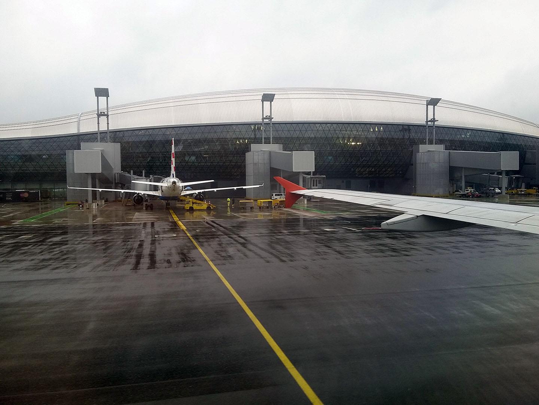 Из Москвы в Загреб. Аэрофлот, SU2040