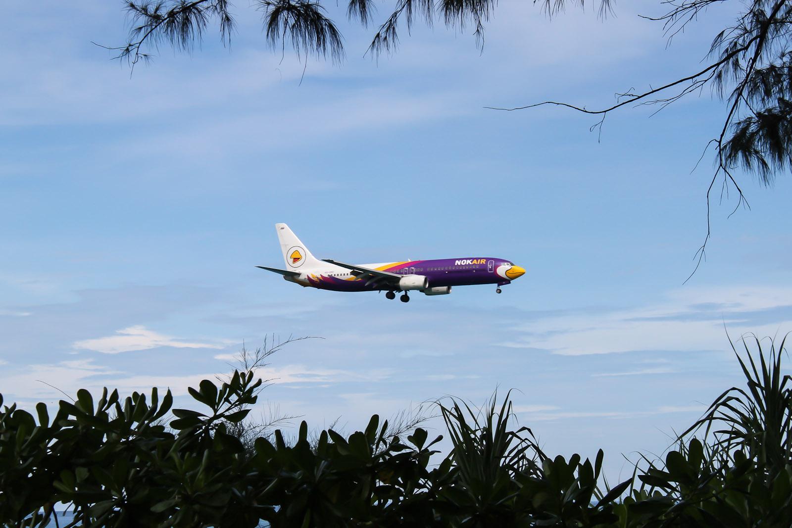 Boeing 737-800 Nok Air