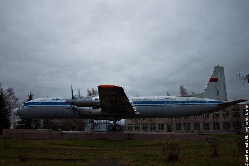 В аэропорту Вологда