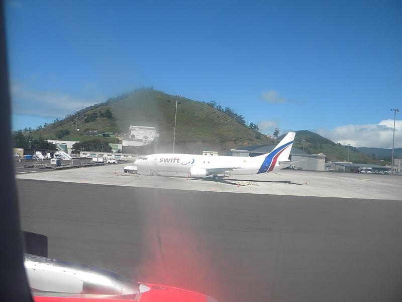 В аэропорту Тенерифе Северный