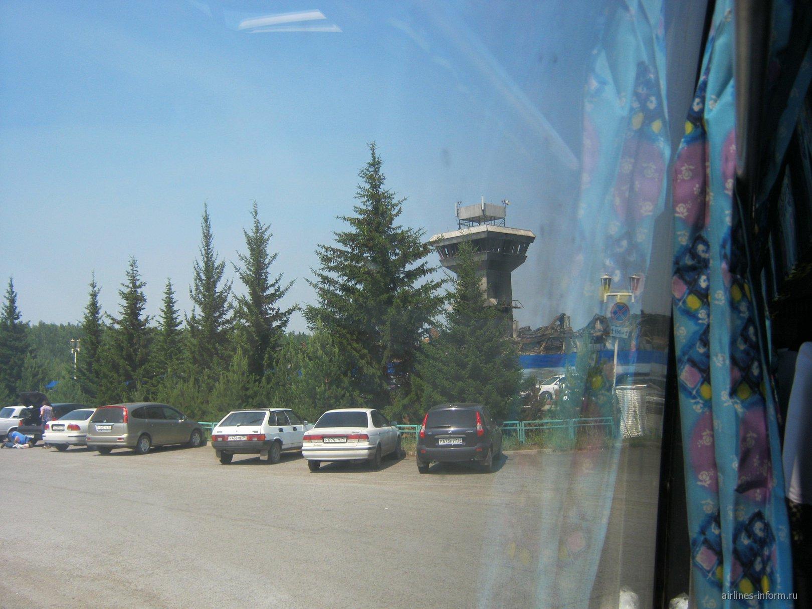 Аэропорт Красноярск Черемшанка