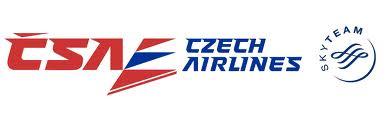 Логотип авиакомпании ЧСА Чешские авиалинии
