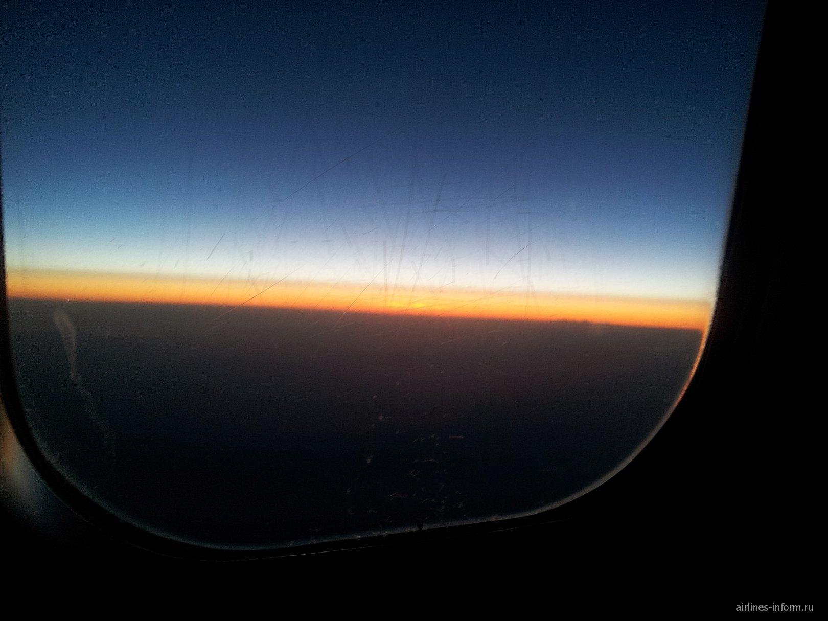Рейс Лондон-Хитроу авиакомпании British Airways