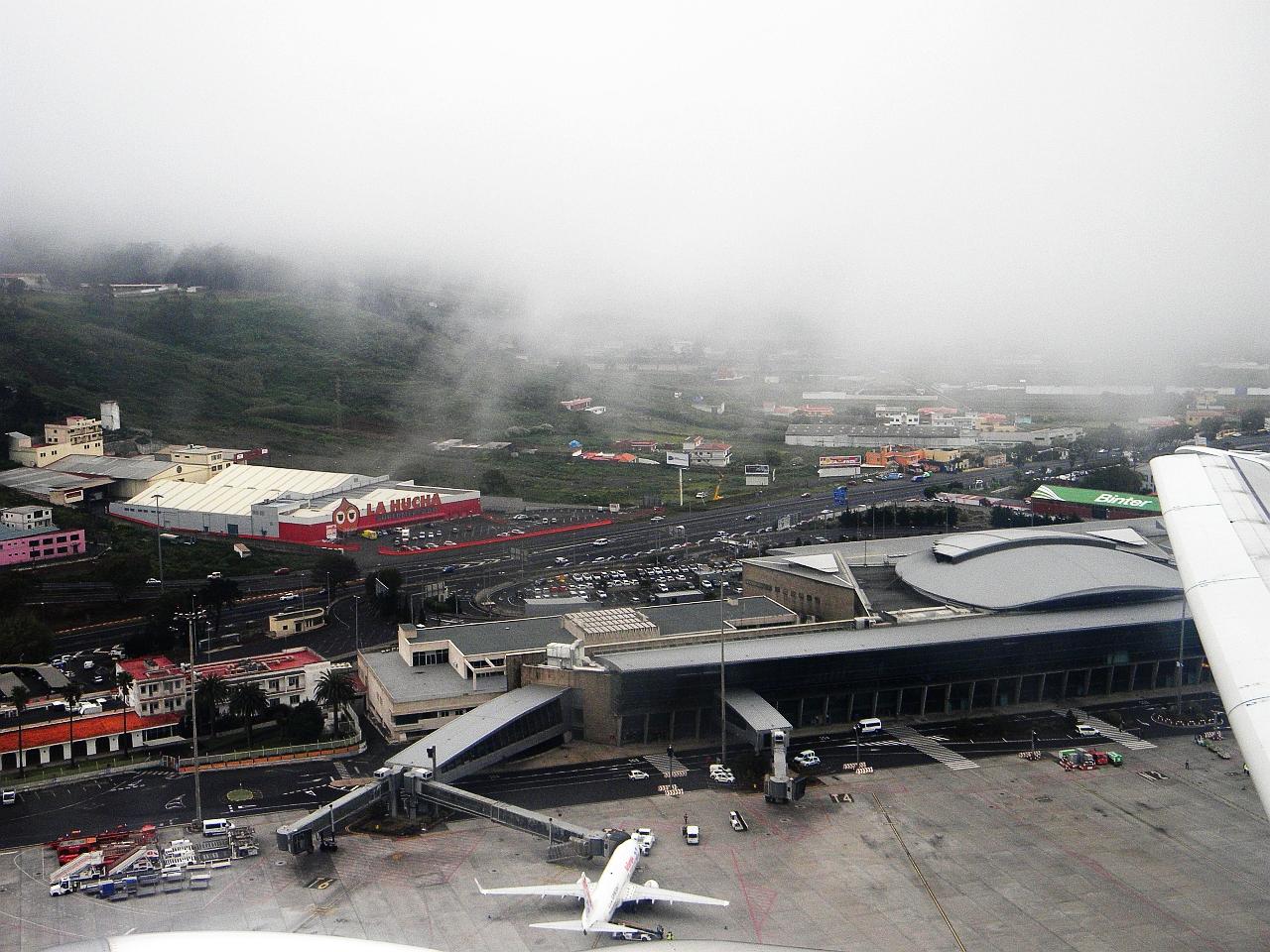 Пассажирский терминал аэропорта Тенерифе Северный