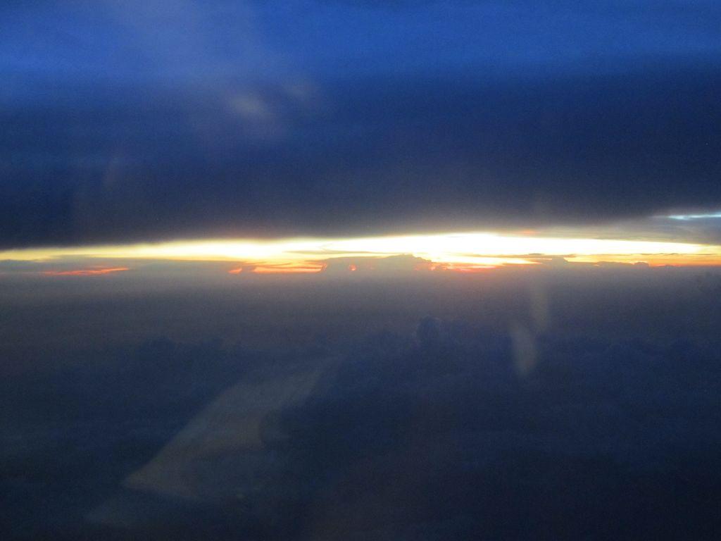 Рейс Бангкок-Сингапур Тайских авиалиний