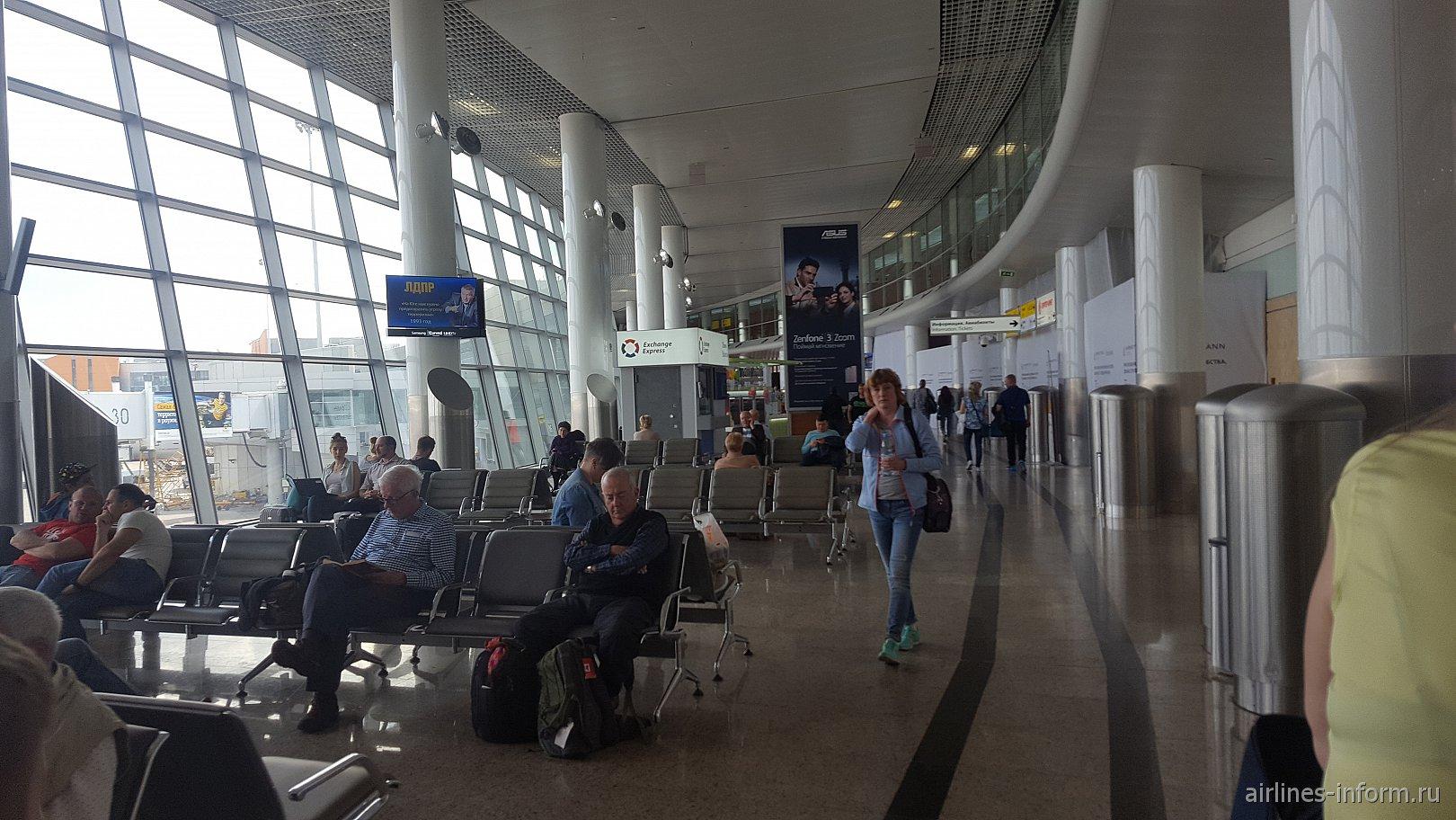 Москва - Анталья с Аэрофлотом