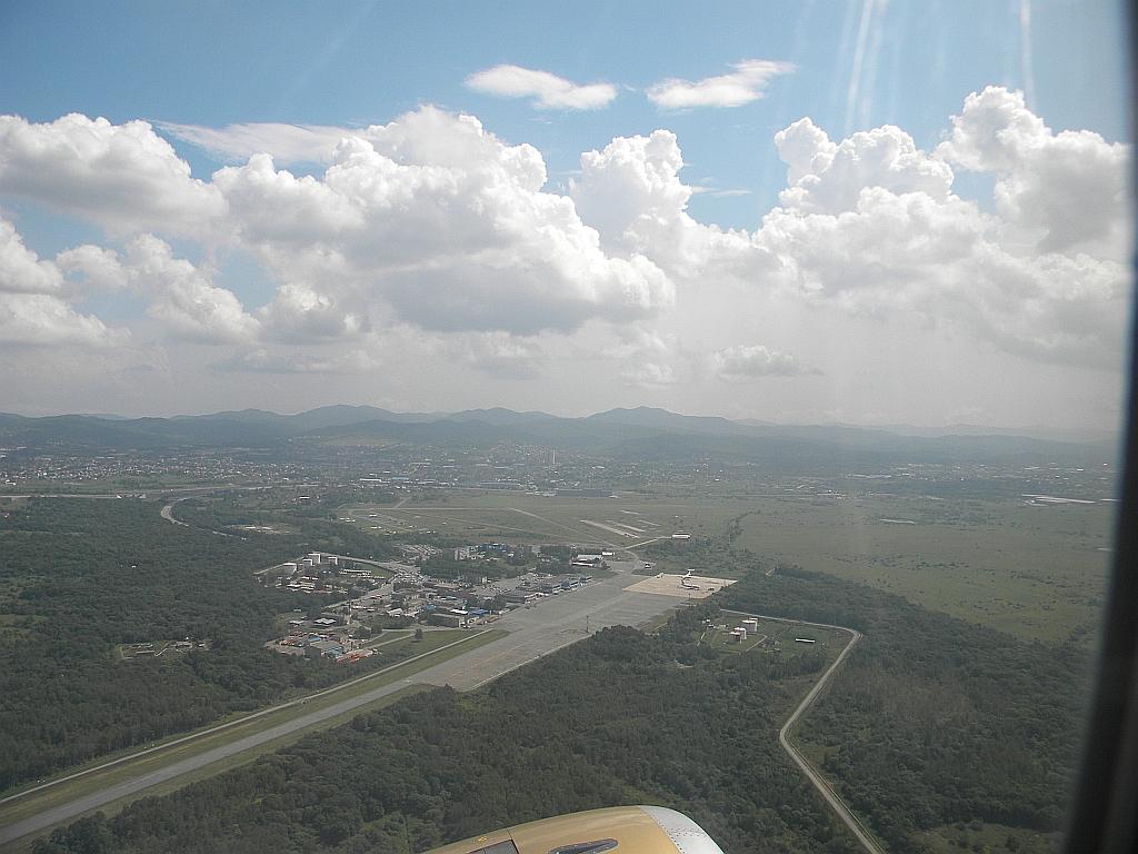 Аэродром Озерные Ключи во Владивостоке