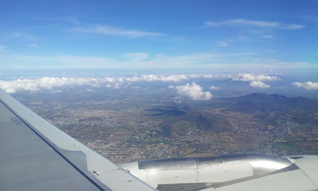 Рейс Мехико-Гавана авиакомпании Кубана