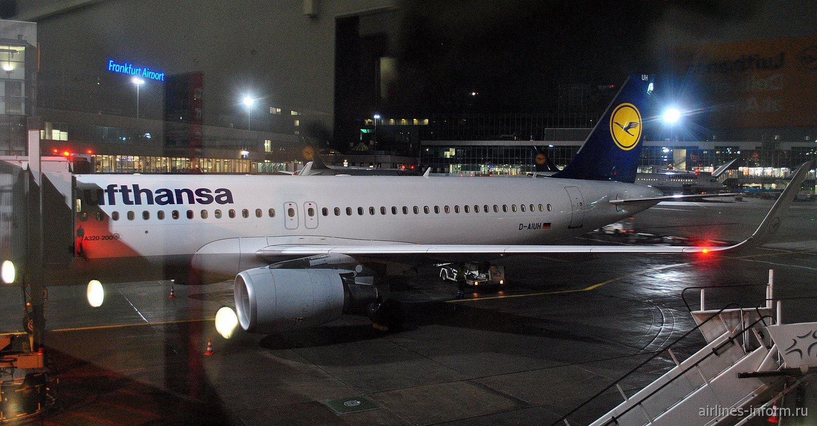 The British Grace & Die Deutsche Schande: Франкфурт (FRA/T1) - Хельсинки (HEL/T1) (Luft)hansa LH854 на Airbus A320SL