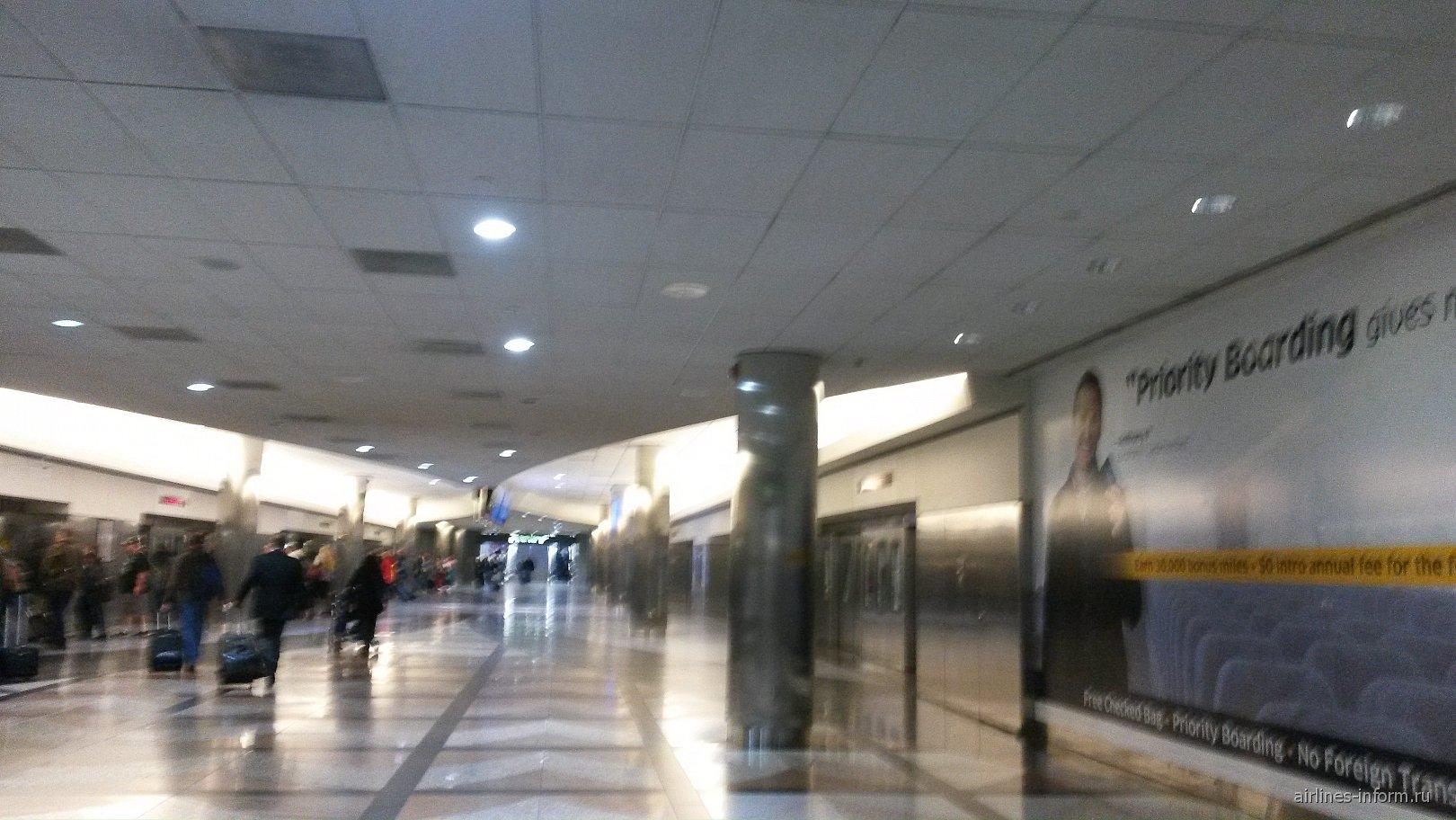 Аэропорт Денвер