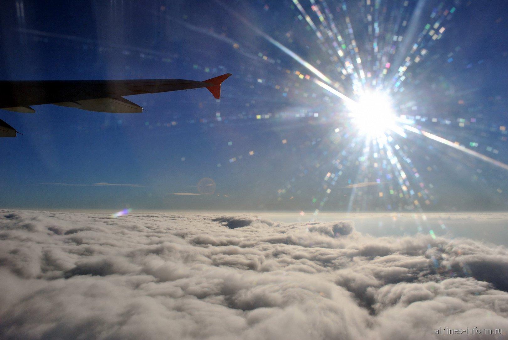 Widen Your World: трансазиатский перелёт с лучшей авиакомпанией Европы. Стамбул Ататюрк (IST) - Москва (VKO) на Airbus A321 Turkish Airlines
