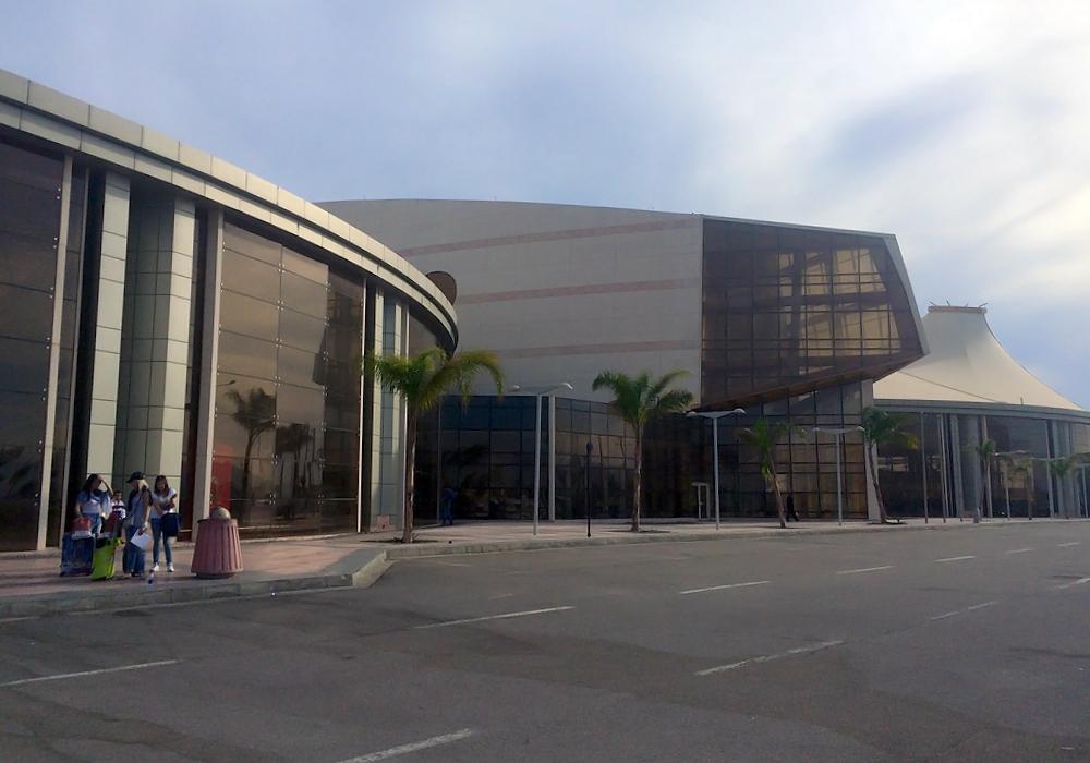 Терминал 1 международных рейсов аэропорта Шарм-Эль-Шейх