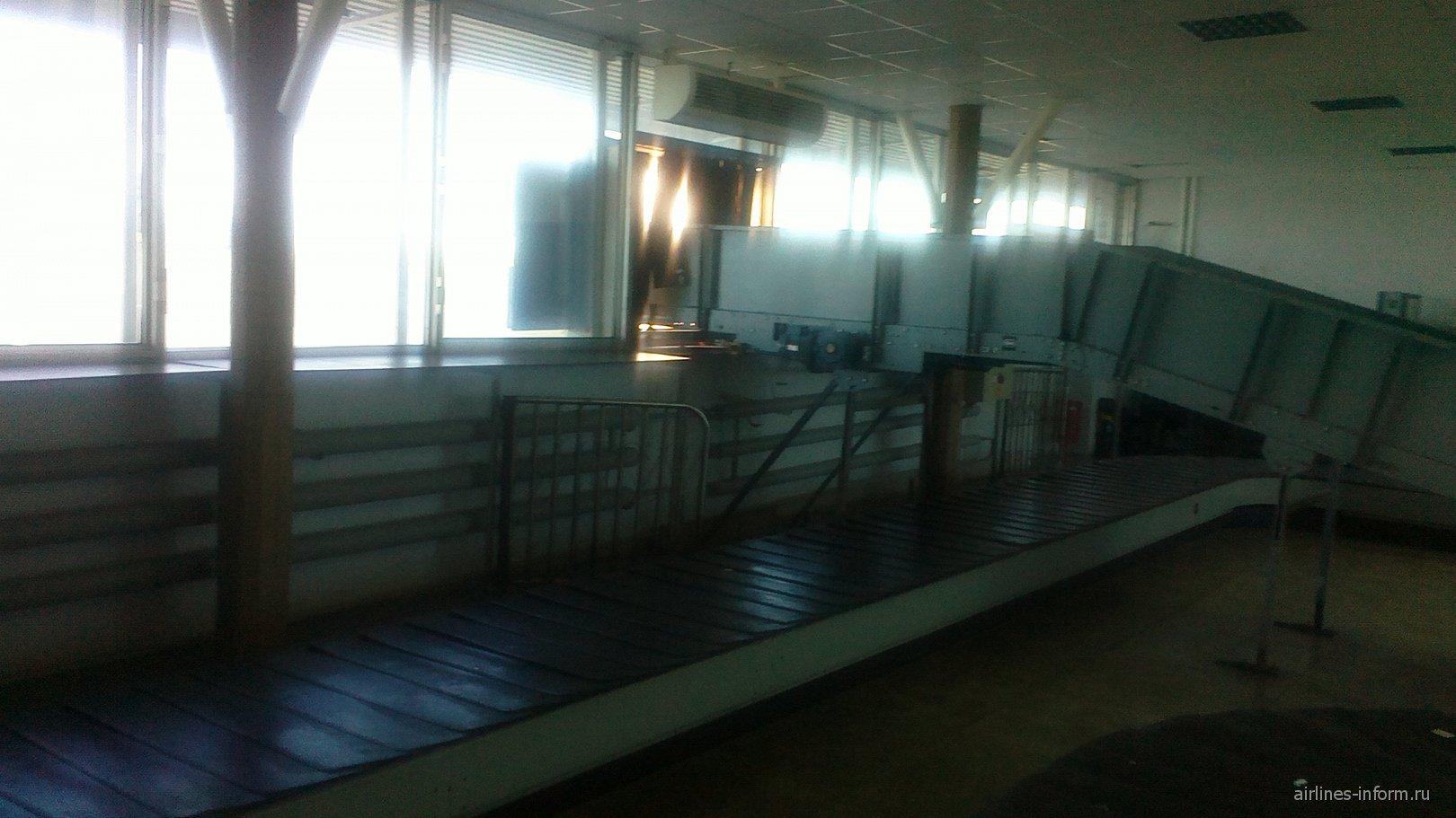 В аэропорту Самары