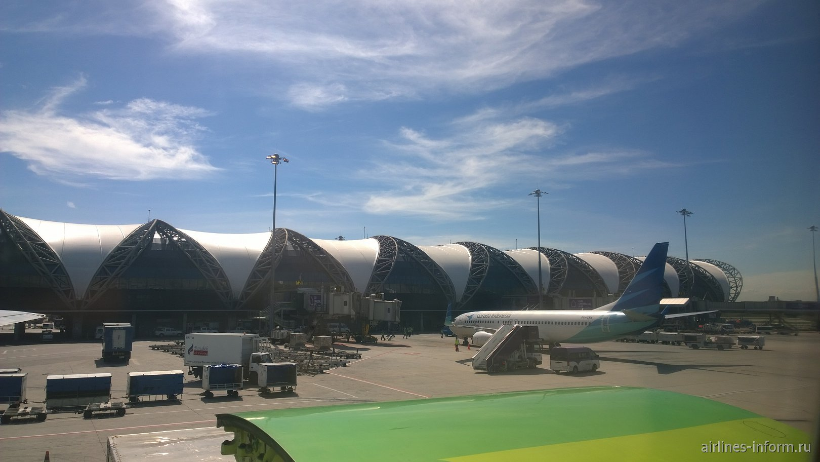 Бангкок (BKK) - Владивосток (VVO) с S7 Airlines