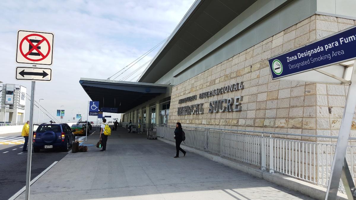 Международный аэропорт Кито Марискаль Сукре
