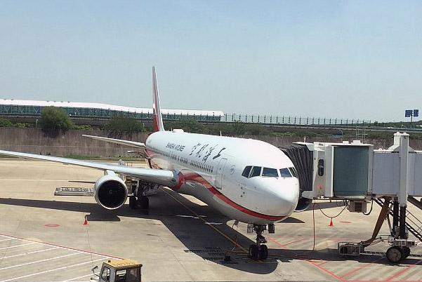 Путь домой. Часть 2. Шанхай(PVG)-Москва(SVO) c China Eastern Airlines.
