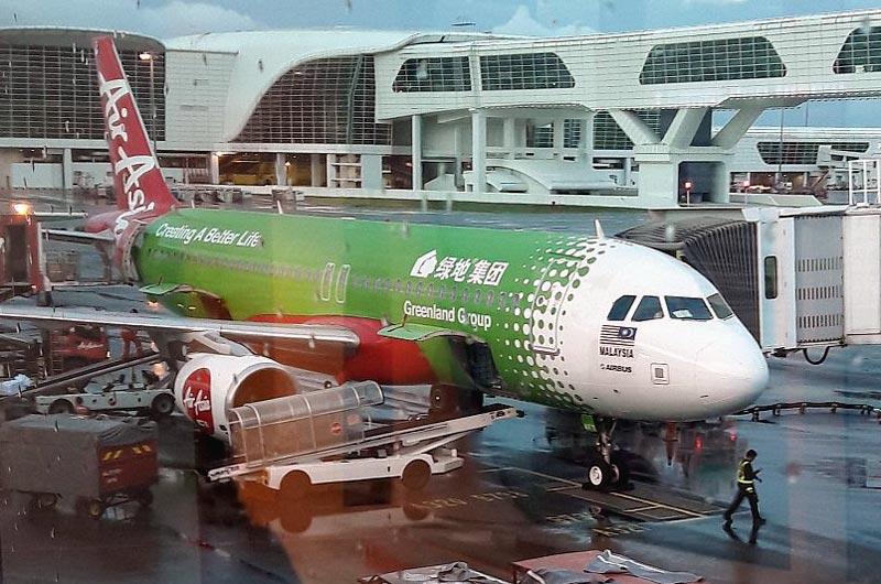 Куала-Лумпур (KLIA-2) - Джохор-Бару (Синай) с AirAsia