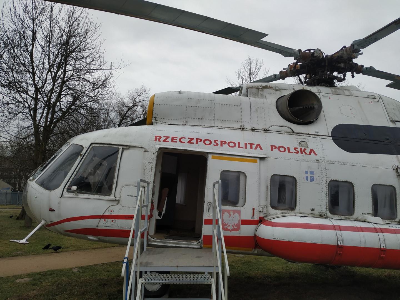 Музей польской авиации в Кракове.