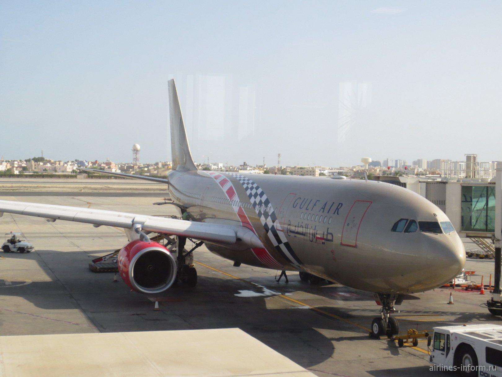 Москва-Бахрейн-Бангкок