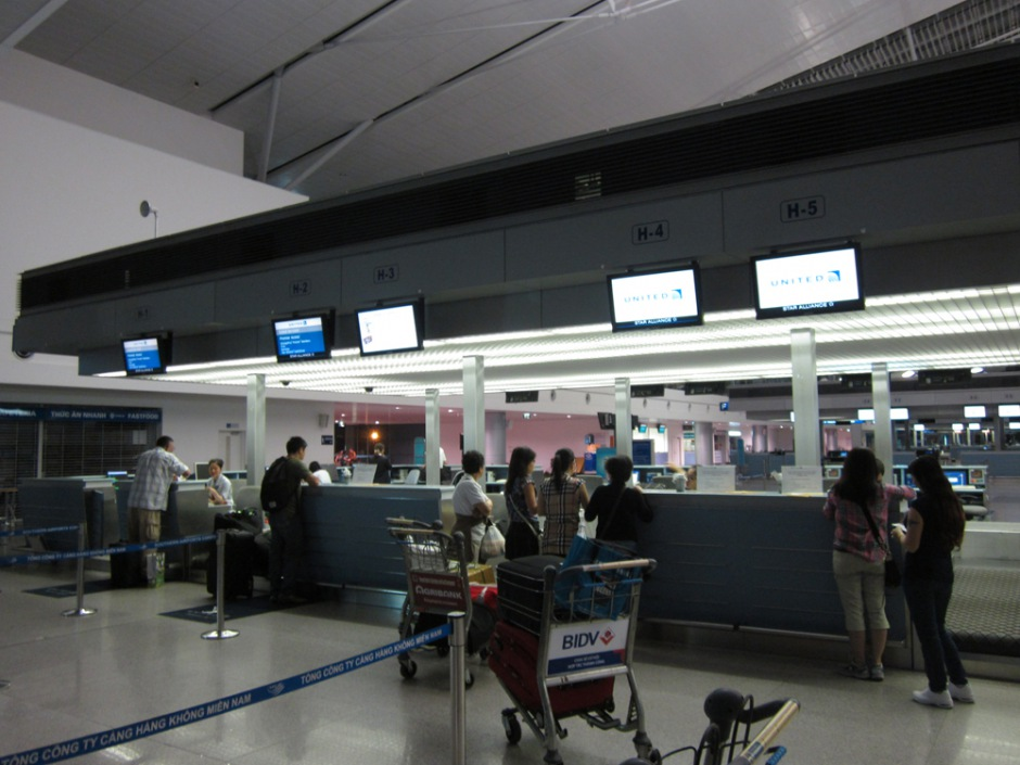 Ho Shi Minh City Airport