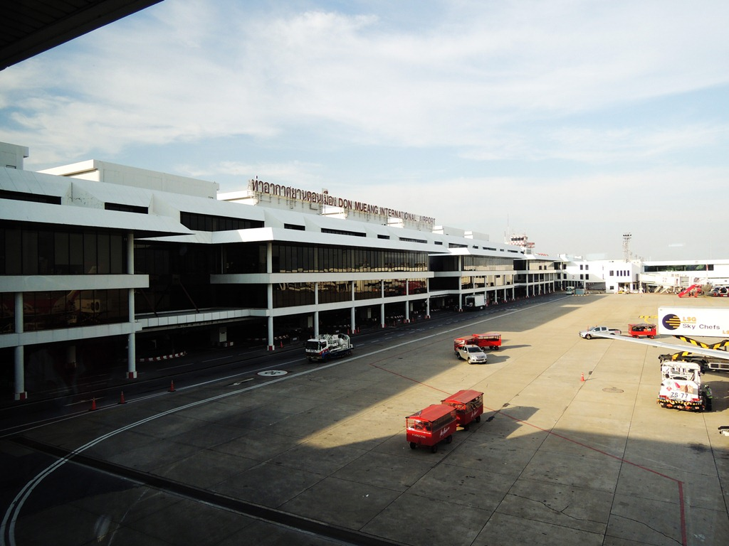 Аэропорт Бангкок Дон Муанг
