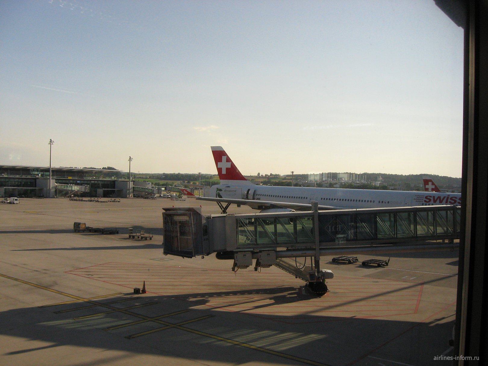 A340 Swiss